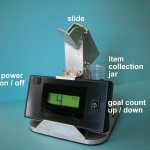 Fig.1 Small Item Counter Device